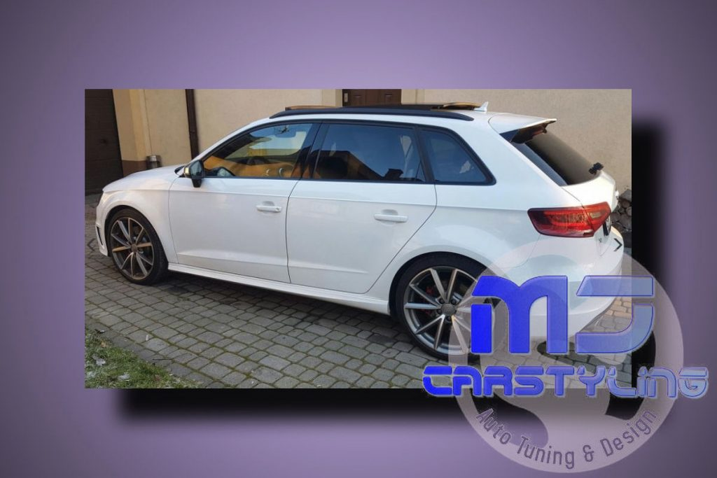 Audi A3 8V Sportback – Sideskirts