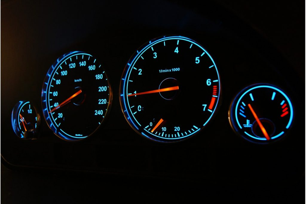 BMW E38 – Indiglo Tellerplaten