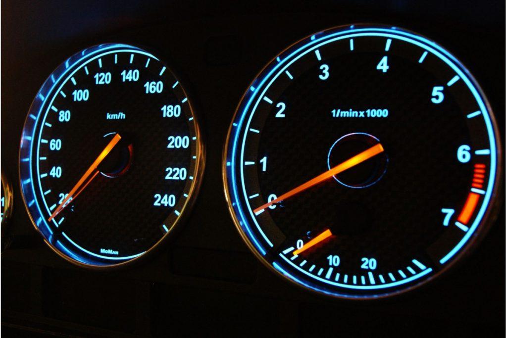 BMW X5 – Indiglo Tellerplaten II