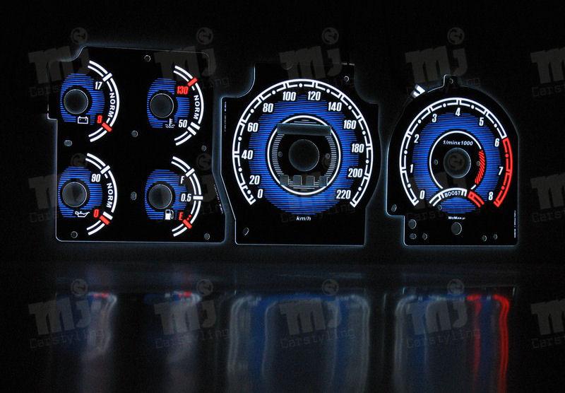 Ford Probe – Indiglo Tellerplaten II