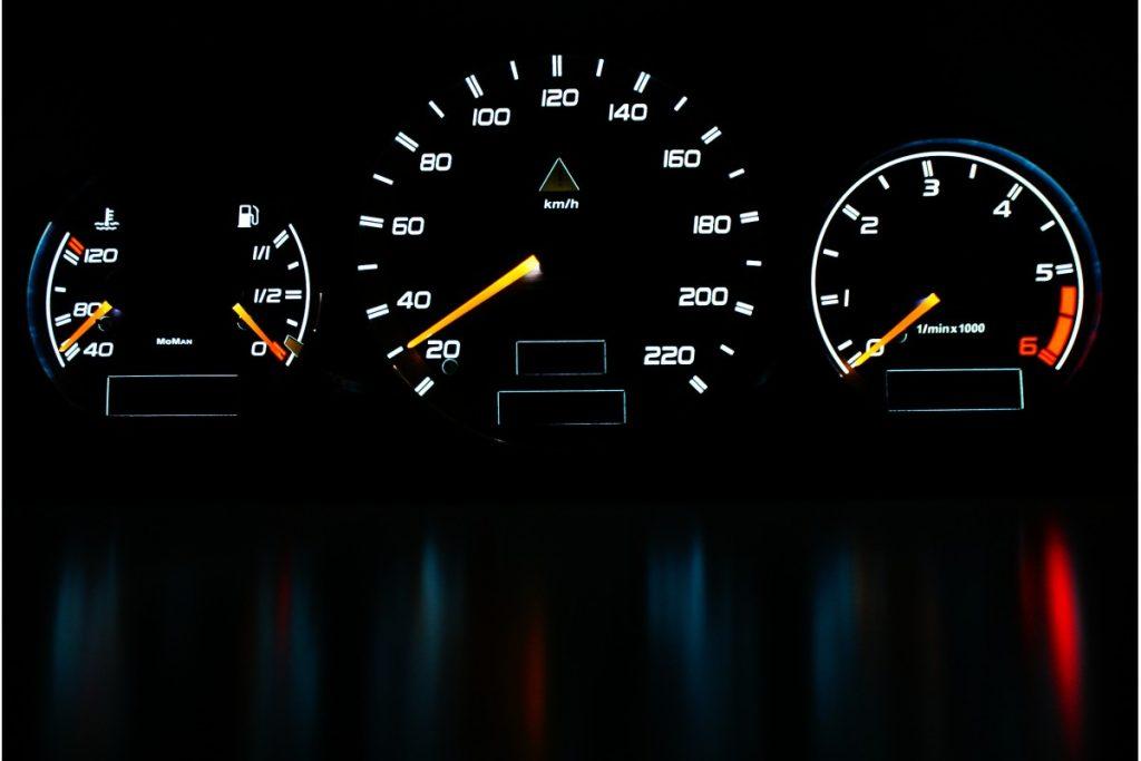 Mercedes C-klasse W202 – Indiglo Tellerplaten