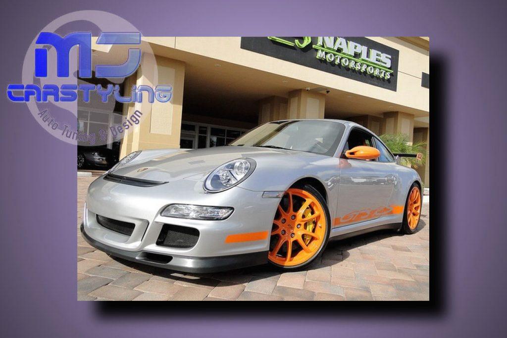 Porsche 911 (997) – Voorbumper GT3 Look