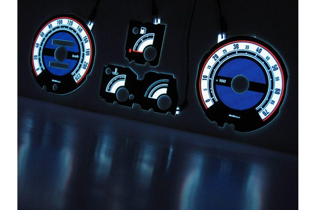 Renault Clio – Indiglo Tellerplaten