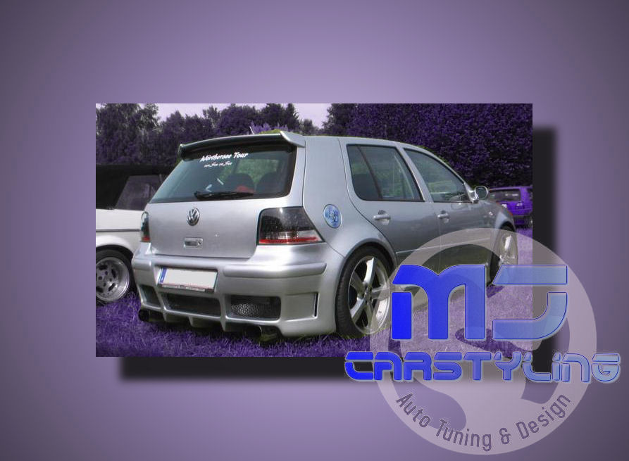 VW Golf 4 – Dakspoiler (MS Look)